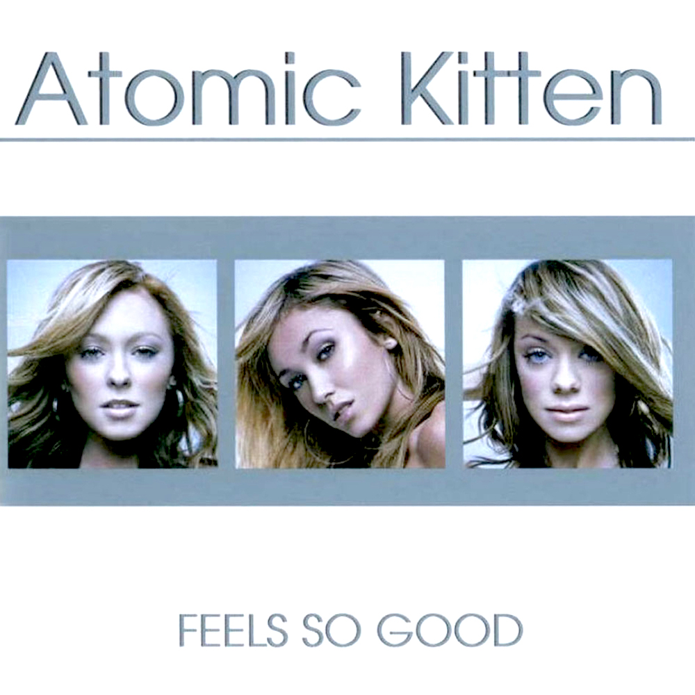Atomic Kitten - Feels So Good (2002) album