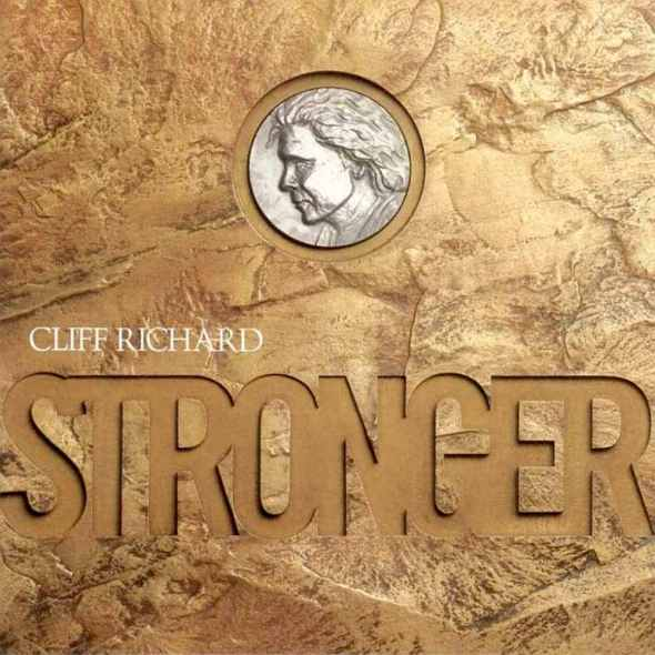 Cliff Richard - Stronger (1989) album cover