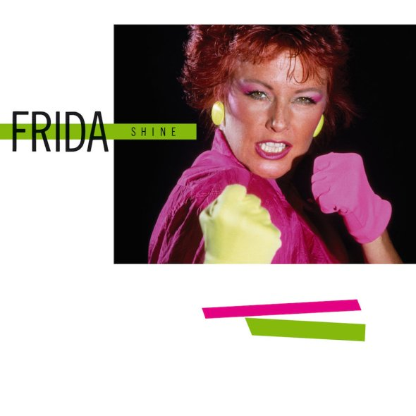 Frida - Shine (1984) album