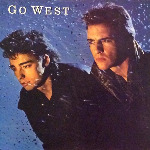 Go West - Go West (1985) album cover