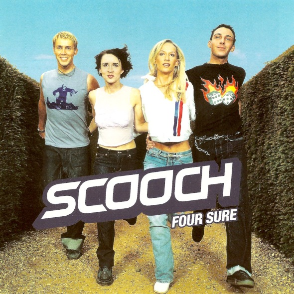 Scooch - Four Sure (2000) album