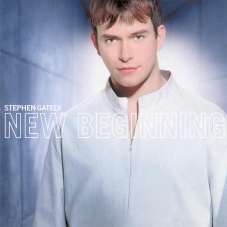 Stephen Gately - New Beginning (2000) album cover
