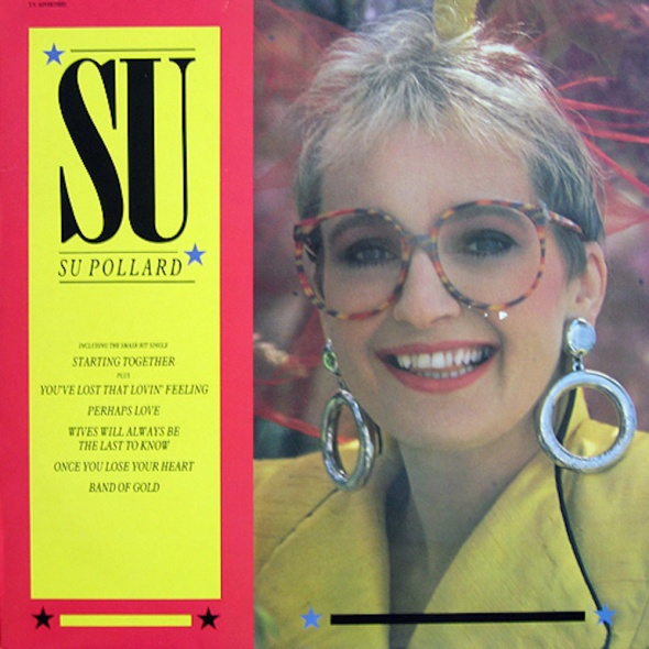 Su Pollard - Su (1986) album
