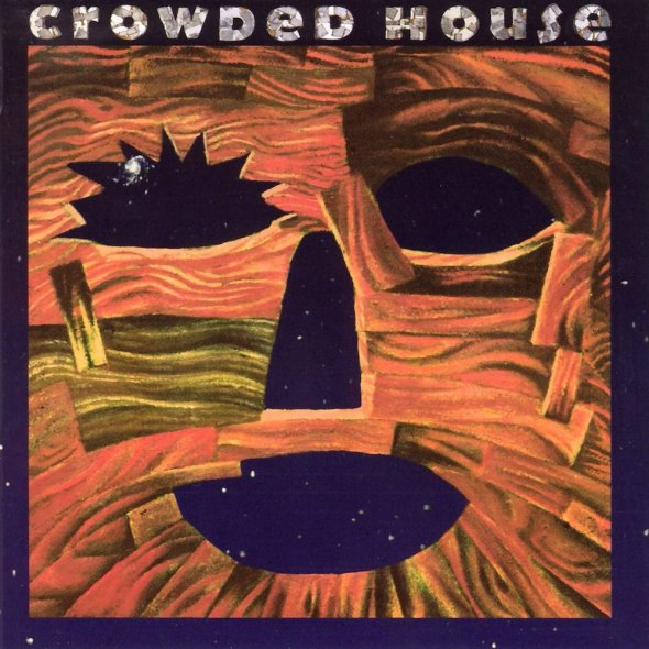 Crowded House - Woodface (1991) album cover