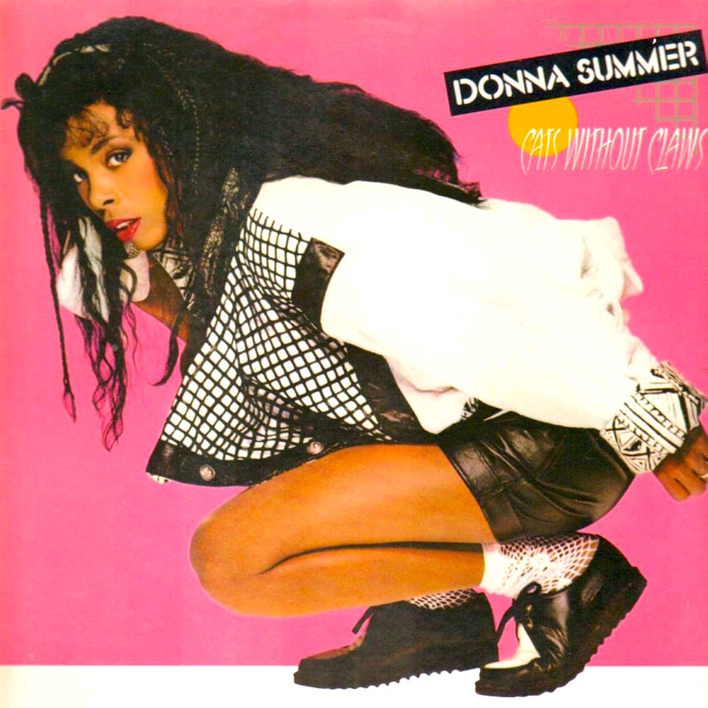 Donna Summer - Cats Without Claws (1984) album cover