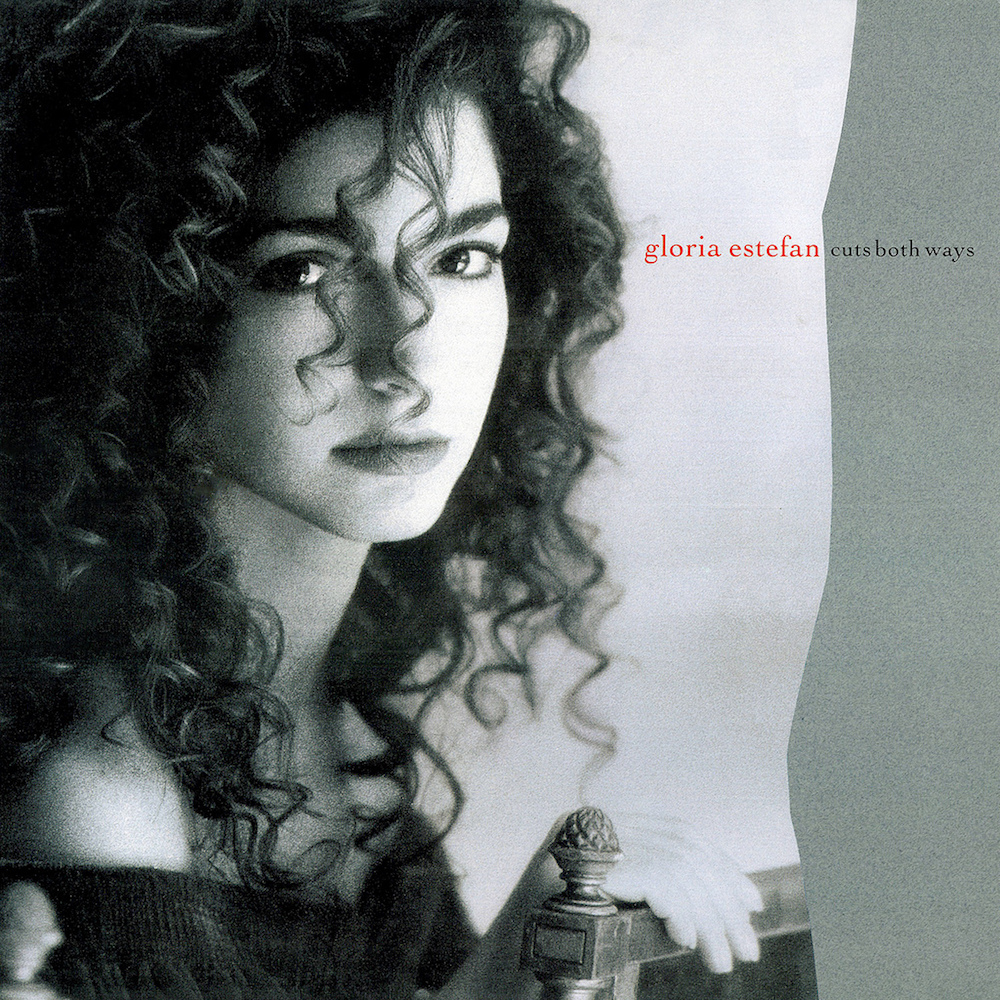 Gloria Estefan - Cuts Both Ways (1989) album cover