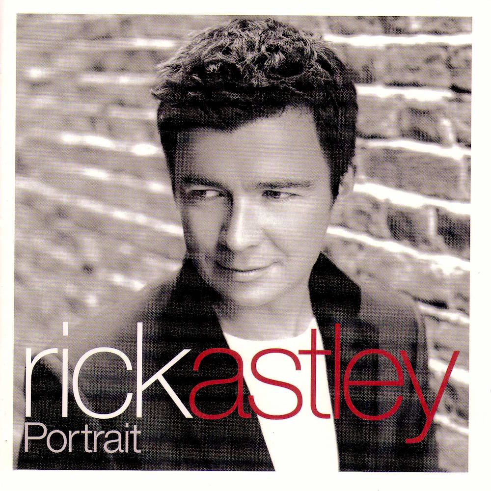 Rick Astley - Portrait (2005) album cover