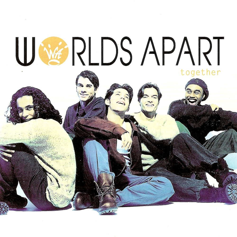 Worlds Apart - Together (1994) album cover
