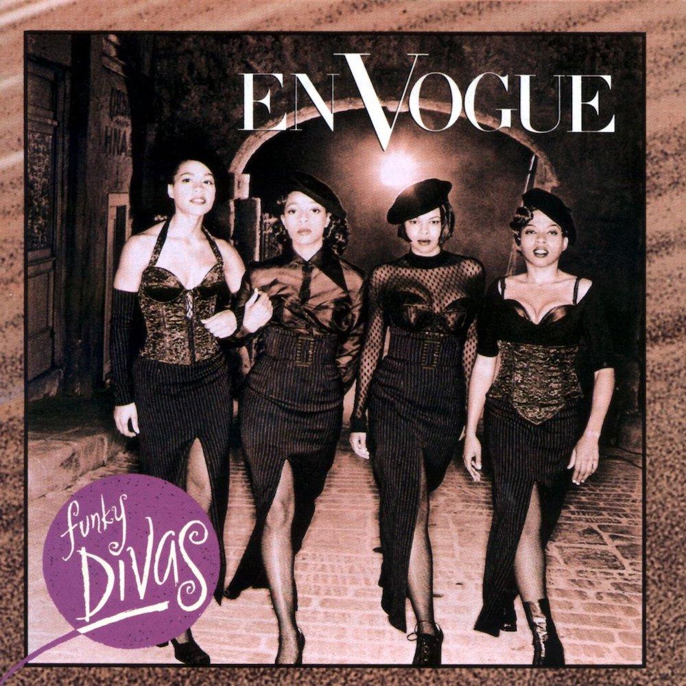 En Vogue's 1992 album 'Funky Divas'