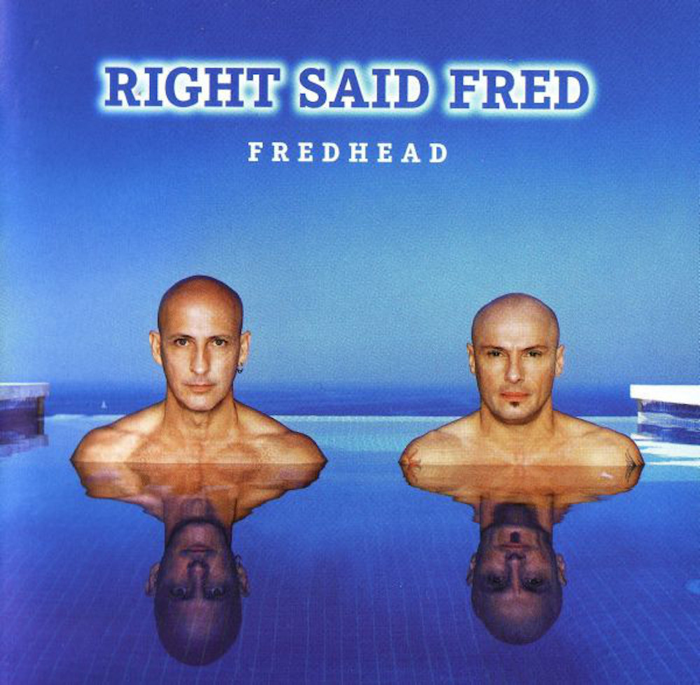 Right Said Fred - Fredhead (2001) album