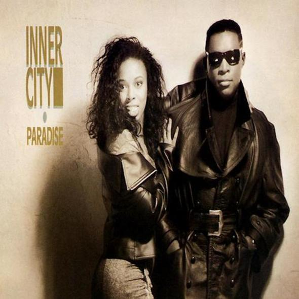 Paradise - Inner City (1989) album cover
