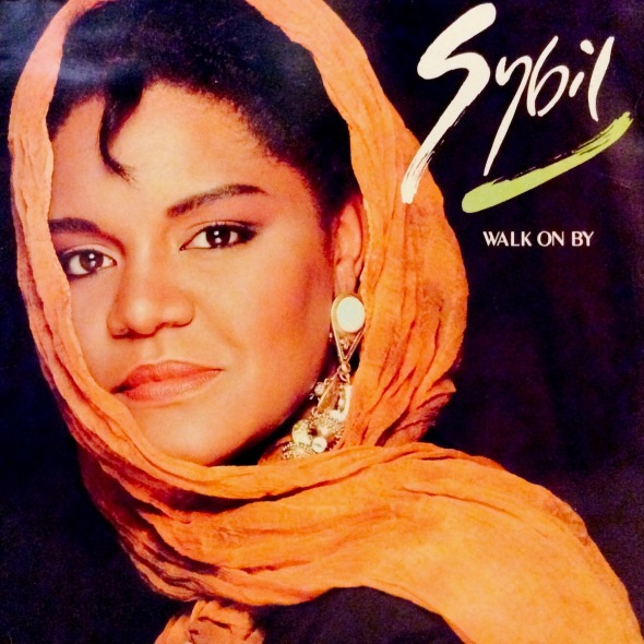 Sybil - Walk On By (1990) album cover