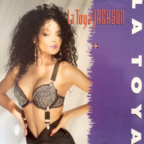 La Toya (1988) - La Toya Jackson album cover