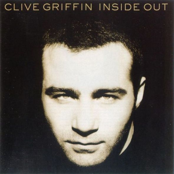 Clive Griffin - Inside Out (1991) album cover