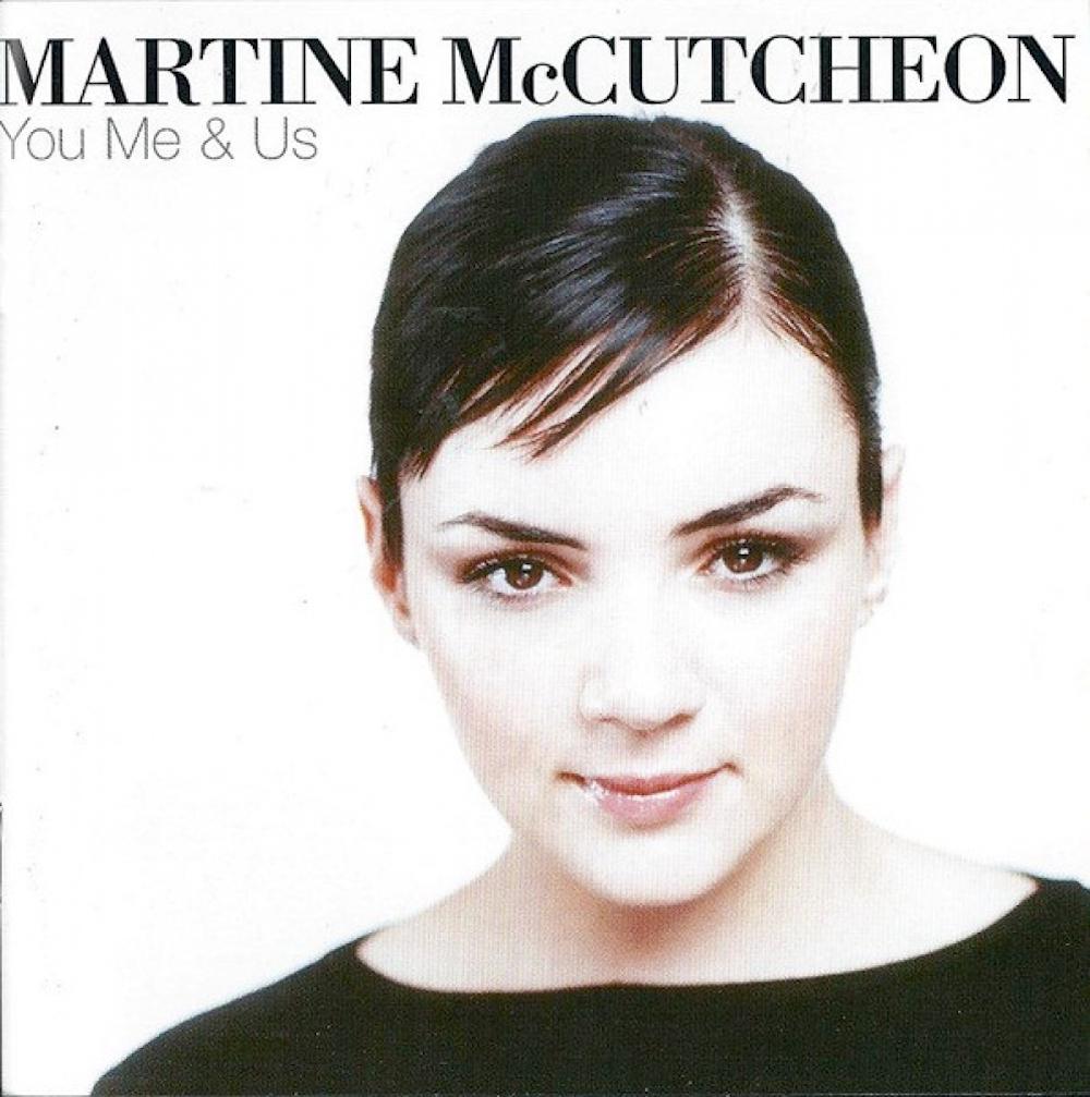 Martine McCutcheon - You Me & Us (1999) album cover