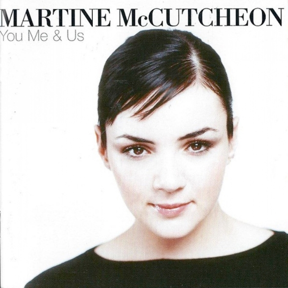 Martine McCutcheon - You Me & Us (1999) album cover
