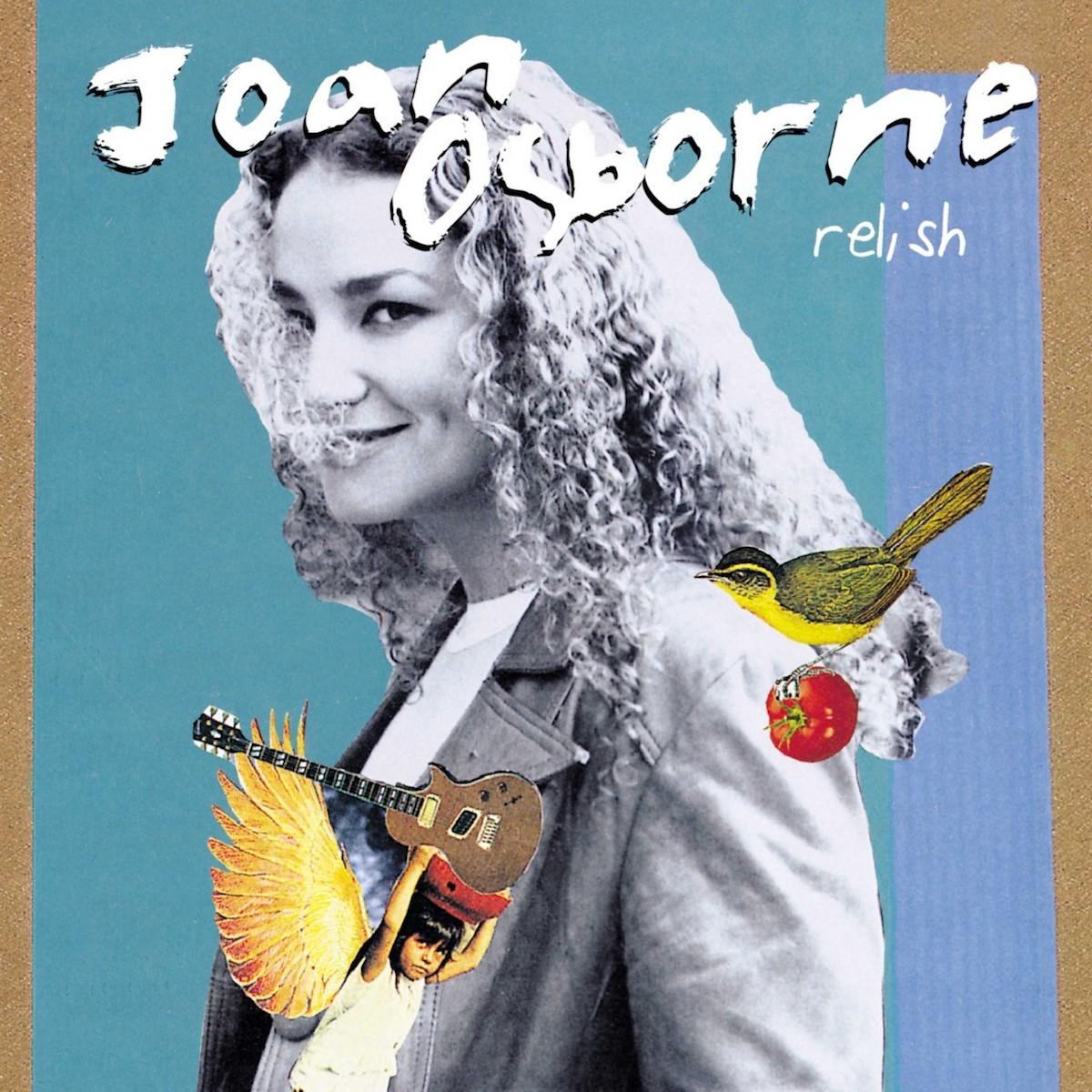 Joan Osborne - Relish (1995) album cover