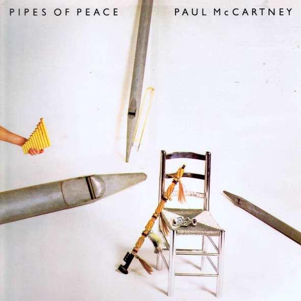 Paul McCartney - Pipes Of Peace (1983) album cover