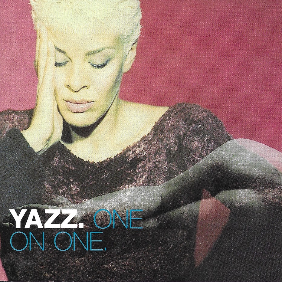 Yazz's 1994 album 'One On One'.