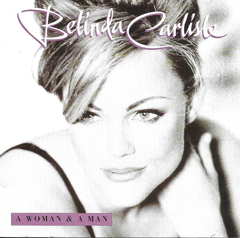 Belinda Carlisle - A Woman & A Man album cover.