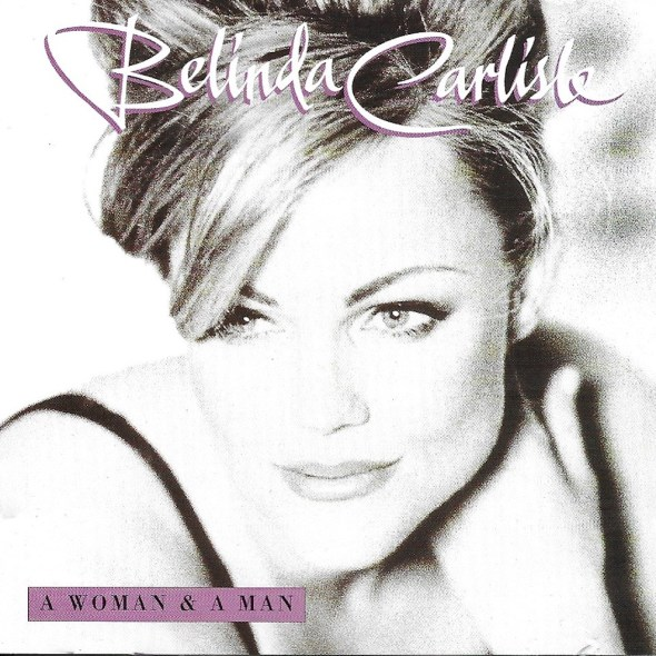 Belinda Carlisle - A Woman & A Man album cover.