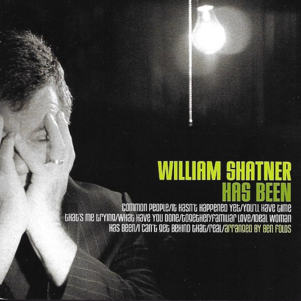 William Shatner - Has Been (2004) album