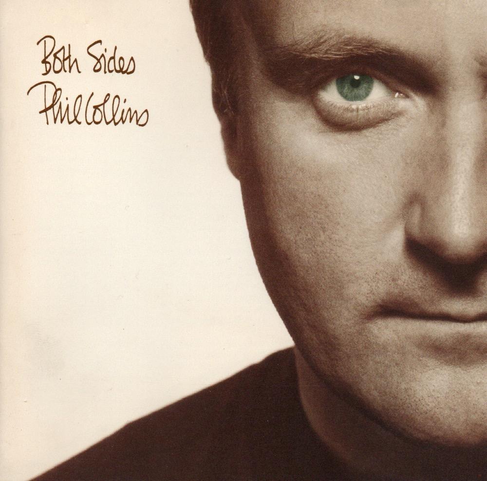 Phil Collins - Both Sides (1993) album cover