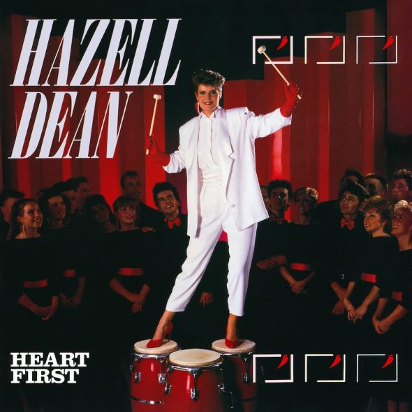 Hazell Dean - Heart First (1984) album cover