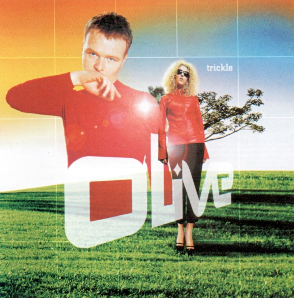 Olive - Trickle (2000) album cover