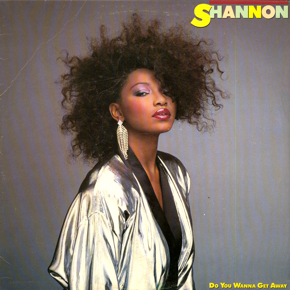 Shannon's 1985 album 'Do You Wanna Get Away'