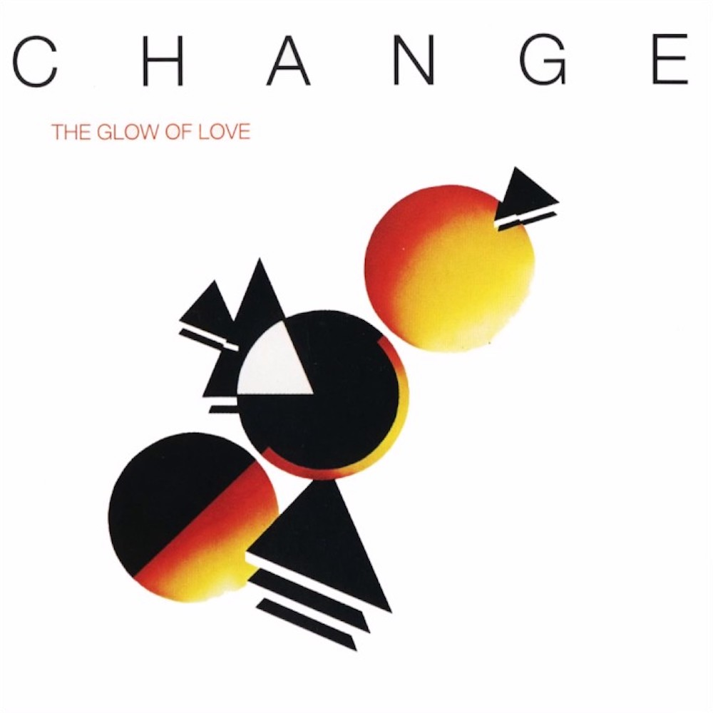 Change - The Glow Of Love (1980) album cover