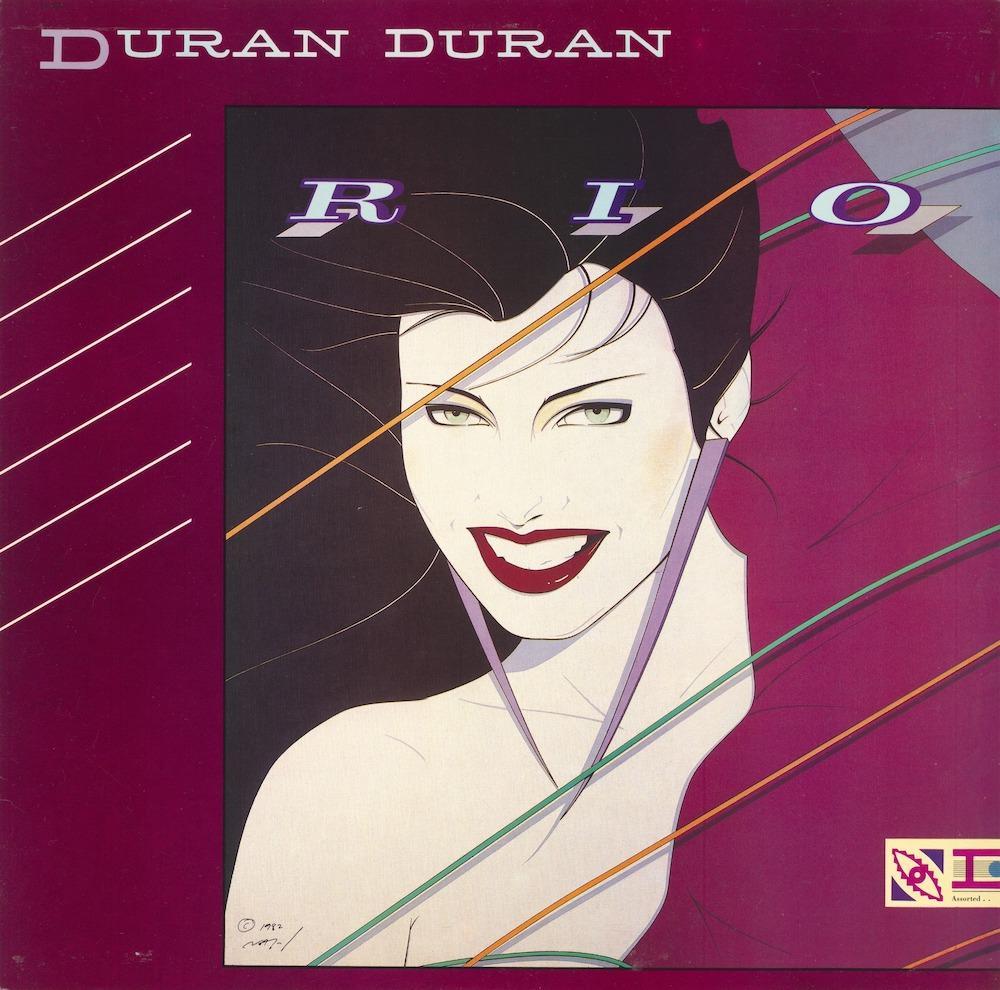 Duran Duran (1982) 'Rio' album cover