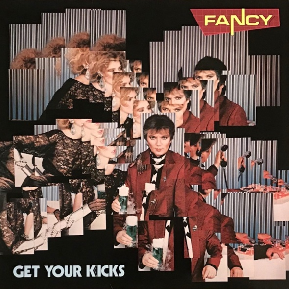 Fancy - Get Your Kicks (1985) album cover