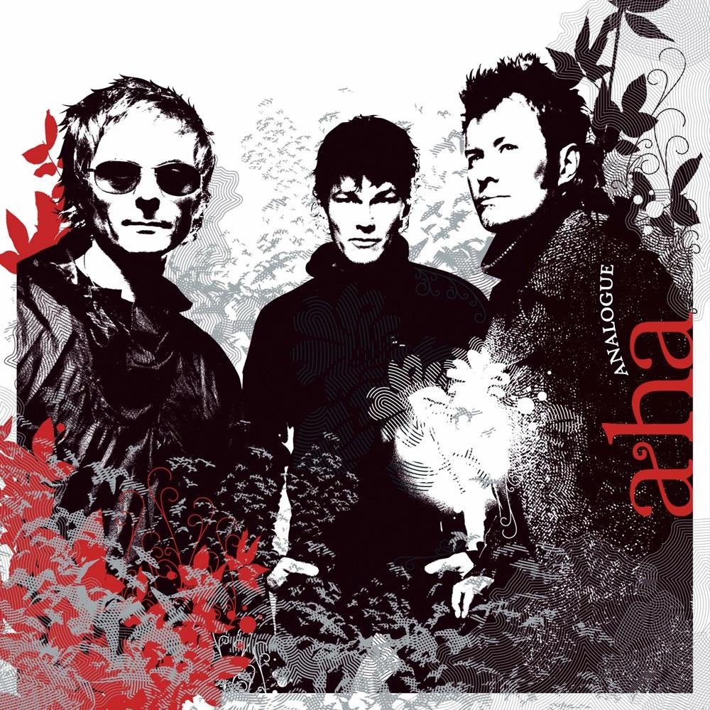 A-ha - Analogue (2005) album cover