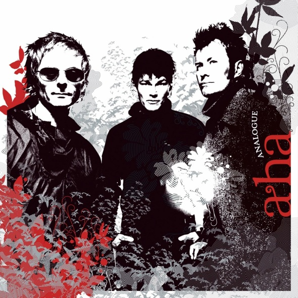 A-ha - Analogue (2005) album cover