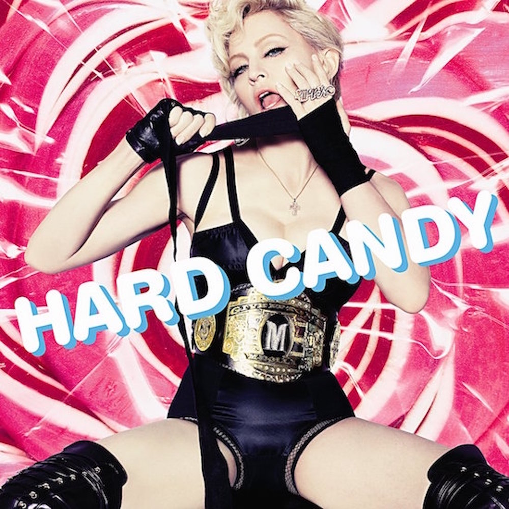 Madonna - Hard Candy (2008) album cover