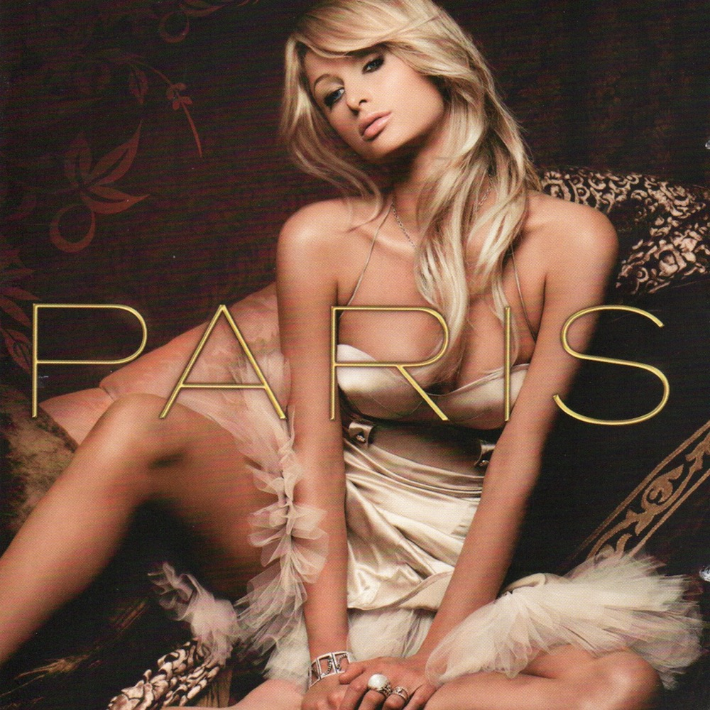 Paris Hilton - 'Paris' (2006) album cover