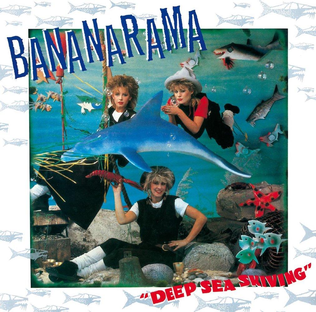Bananarama - Deep Sea Skiving (1983) album cover