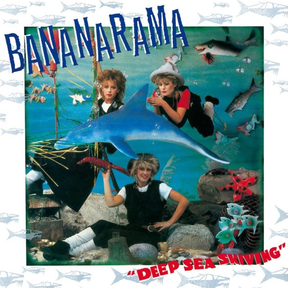 Bananarama - Deep Sea Skiving (1983) album cover