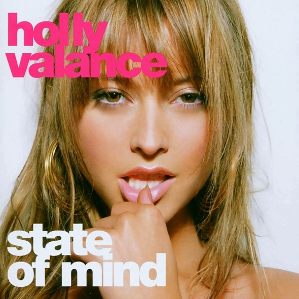 Holly Valance - State Of Mind (2003) album cover