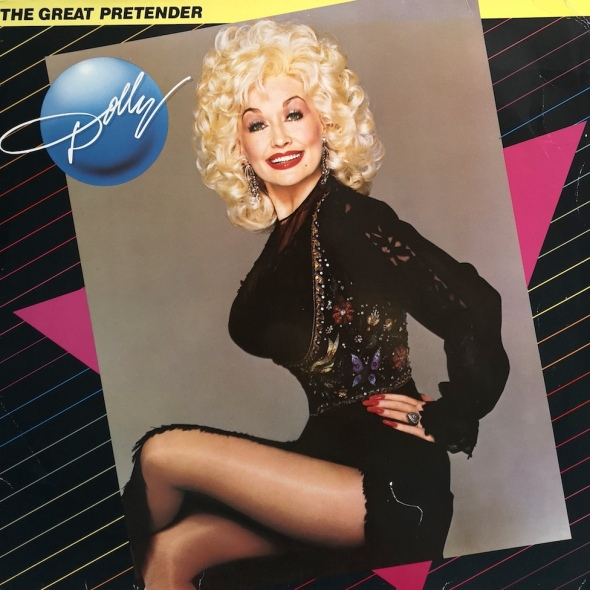 Dolly Parton - The Great Pretender (1984) album cover