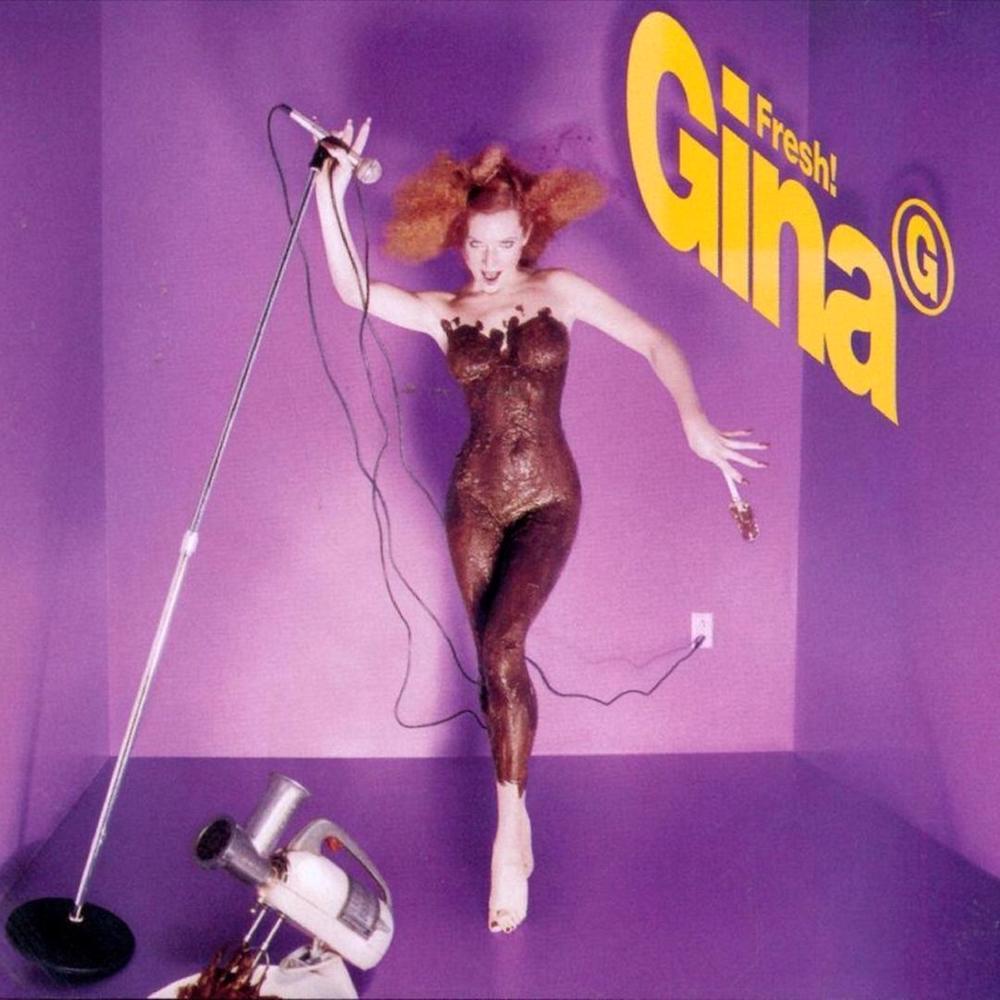Gina G - Fresh! (1997) album cover