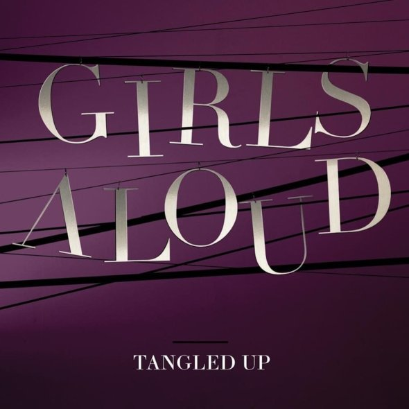Girls Aloud - Tangled Up (2007) album cover