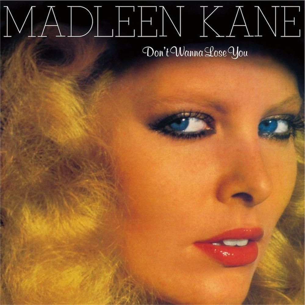 Madleen Kane - Don't Wanna Lose You (1981) album cover
