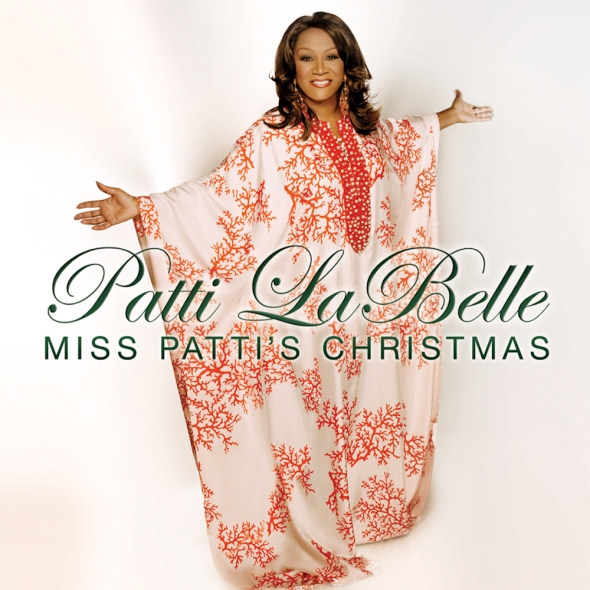 Patti LaBelle - Miss Patti's Christmas (2007) album cover