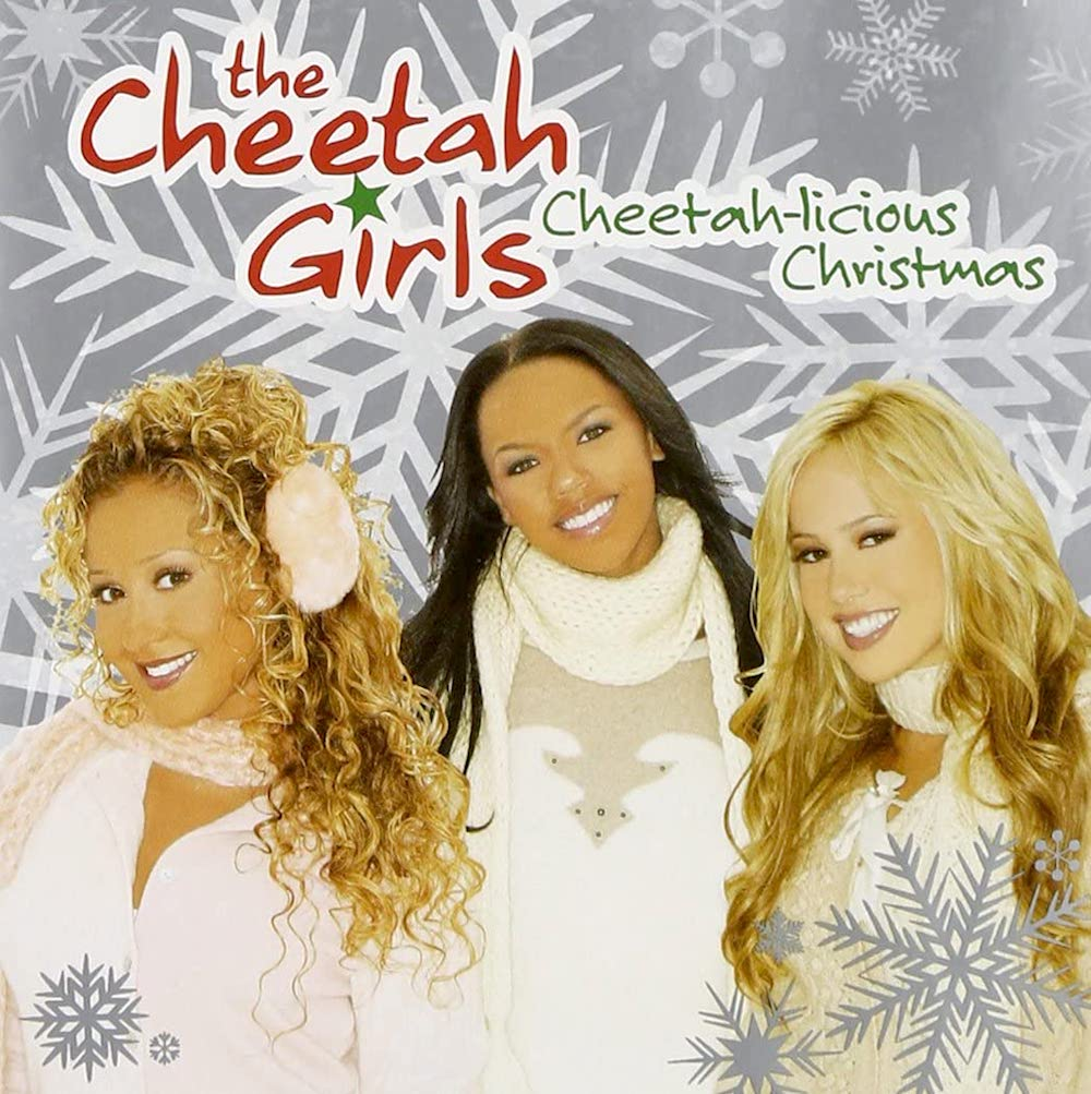The Cheetah Girls - Cheetah-licious Christmas (2005) album cover