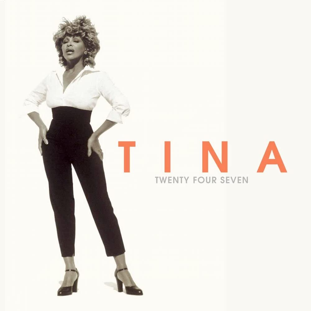 Tina Turner - Twenty Four Seven (1999) album cover