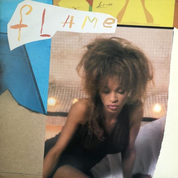 Flame Braithwaite - Flame (1989) album cover