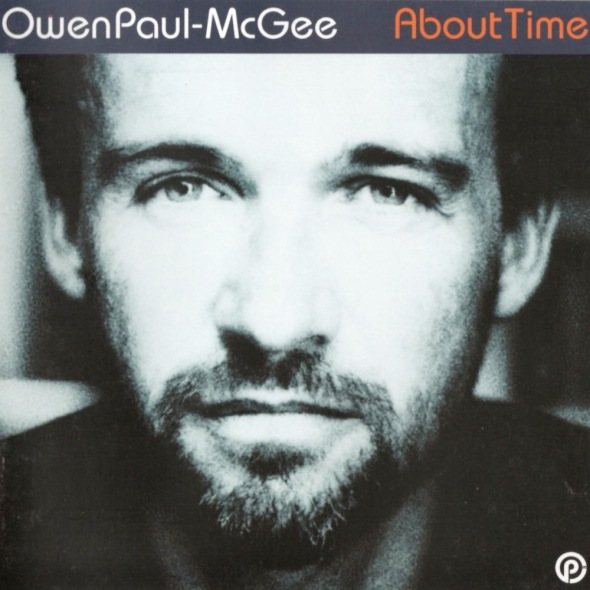 Owen Paul-McGee - About Time (2001) album cover