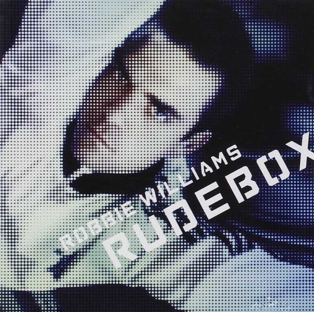 Robbie Williams - Rudebox (2006) album cover